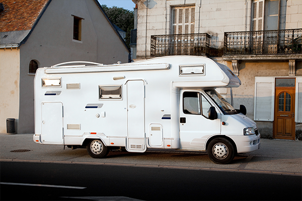 Leisure Vehicle Cover