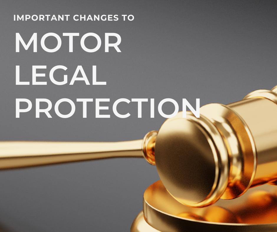 Important news regarding your Motor Insurance